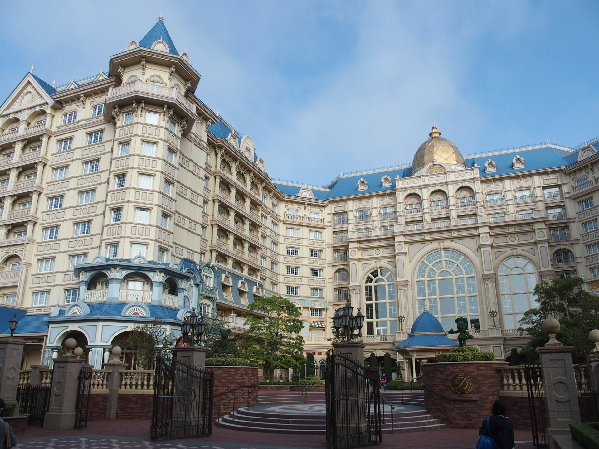 plan:ホテル: ディズニーpds